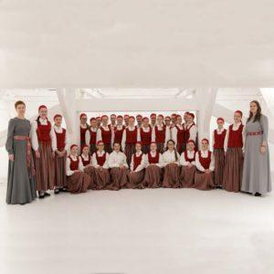 """J. Mediņa mūzikas skolas Meiteņu koris """"Vivace"""""""