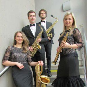 JVLMA saksofonu kvartets