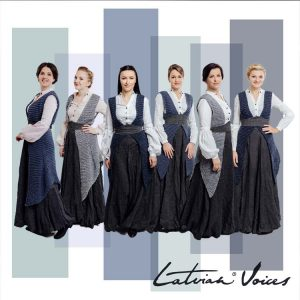 "Vokālā grupa ""Latvian Voices"""