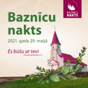 Baznīcu nakts 2021